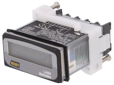 LA8N-BV Counter electronical LCD pulses -9999999÷99999999 IP20  AUTONICS