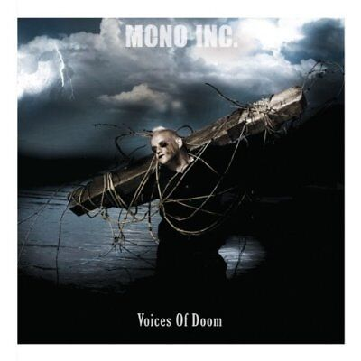 MONO INC. Voices Of Doom (Collector's Cut) CD Digipack 2013 + Bonustracks