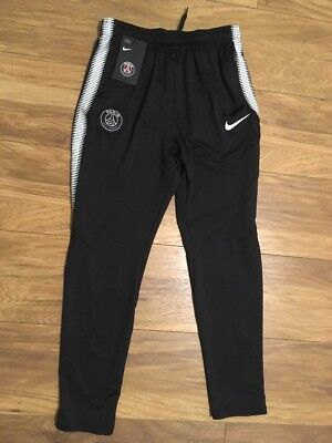 1B17 Nike PSG Paris Saint-Germain Dry Squad Pant Kid's XL 13-15 Year 854721-015