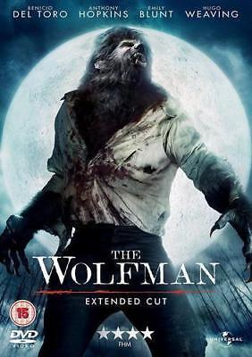 The Wolfman (DVD, 2010)D0595