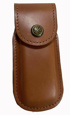 TUFF LUV Engraved Leather Heritage Case for Leatherman Tools