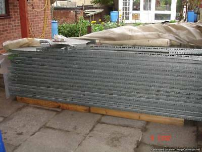 CABLE TRAYS 300MM x 3 MTRS