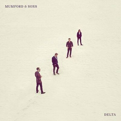 MUMFORD & SONS Delta CD NEW & SEALED 2018