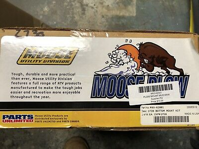 Moose Plow Extended Lift Bottom Mount - M93-62001