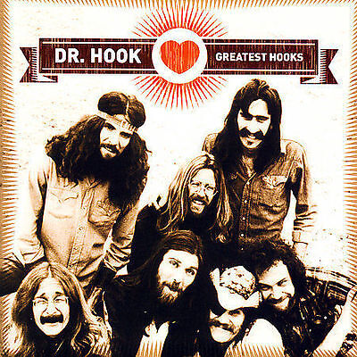 Greatest Hooks by Dr. Hook (CD, Jul-2007, Capitol/EMI Records)