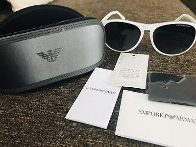 e59afb75f EMPORIO ARMANI EA 9801/S YVU08 sz 57/15 Sunglasses Small Defect ...