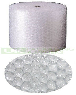 1 LARGE BUBBLE WRAP ROLL 500mm WIDE x 50 METRES LONG PACKAGING CUSHIONING - NEW