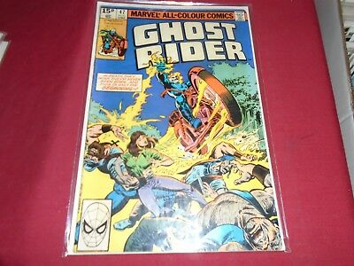 GHOST RIDER #48 Marvel Comics 1980 VG/FN