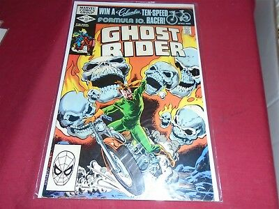GHOST RIDER #65 Marvel Comics 1982 FN