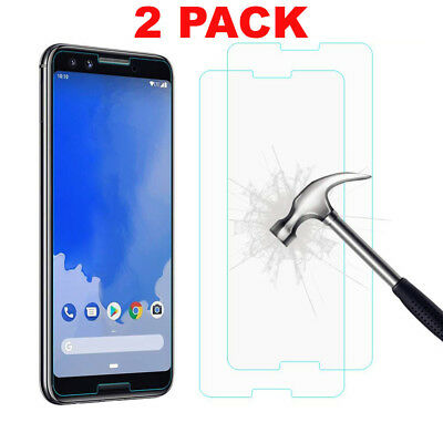 New Premium Quality Gorilla-Tempered Glass Film Screen Protector Google Pixel 3