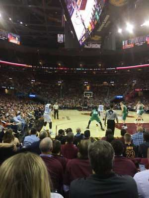Tickets Cleveland Cavaliers Cavs vs Houston Rockets 11/24  Courtside Club!!