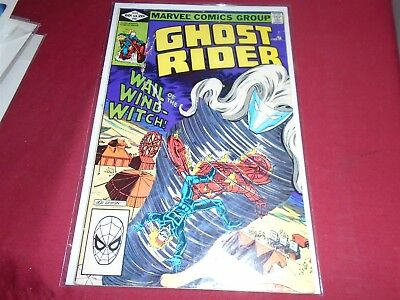 GHOST RIDER #67 Marvel Comics 1982 VF/NM