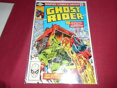 GHOST RIDER #69 Marvel Comics 1982 FN/VF