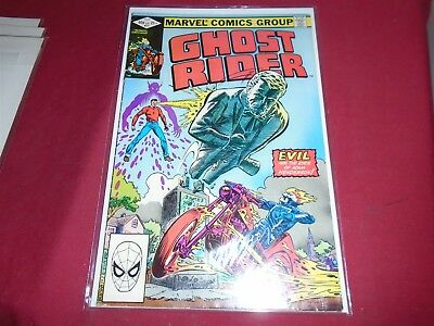 GHOST RIDER #71 Marvel Comics 1982 VG