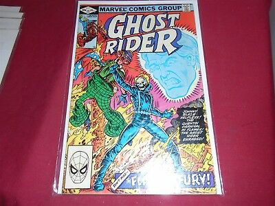 GHOST RIDER #72 Marvel Comics 1982 G/VG