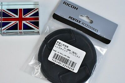 100% Genuine Original Pentax O-Lc86 86Mm Snap On Lens Cap Brand New In Bag In Uk