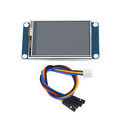 2.4inch Nextion USART HMI TFT LCD Display Module For Raspberry Pi Arduino New