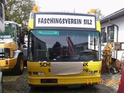 Partybus - Neoplan Disco Party Bus