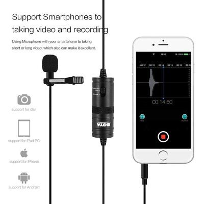 BOYA BY-M1 3.5mm Lavalier Microphone for Smartphone and Cameras with Mic Port UK