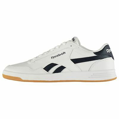 4ab3676d54f9 Reebok Technique Leather Sneakers Mens Gents Low Laces Fastened Ventilated