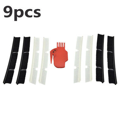 For Neato Botvac D Series Combo Bristle Brushes D3 D5 D85 945-0198 High Quality