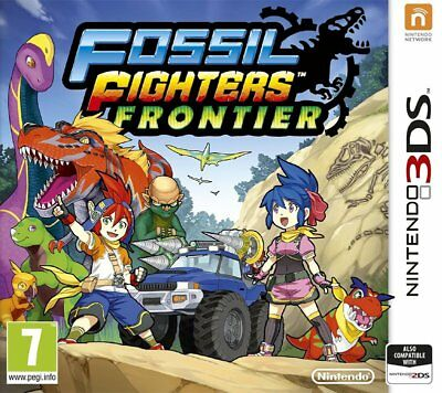 Fossil Fighters: Frontier (3DS) BRAND NEW AND SEALED - IN STOCK - QUICK DISPATCH