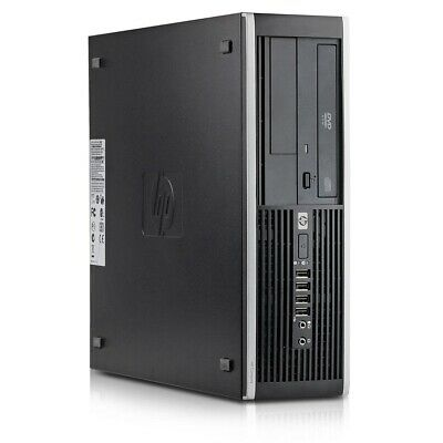HP Compaq Pro 6305 SFF AMD A6-5400B 2x3,6GHz Windows 7 4GB RAM 500GB HDD