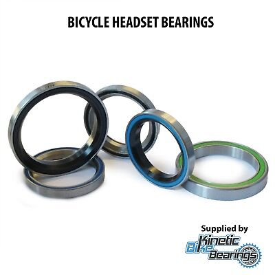 BICYCLE HEADSET BEARINGS (to fit Cane Creek, FSA, Hope, VP, Overdrive etc.)