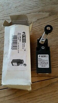 10A Limit Switch Imo Ip67 With Arm And Roller