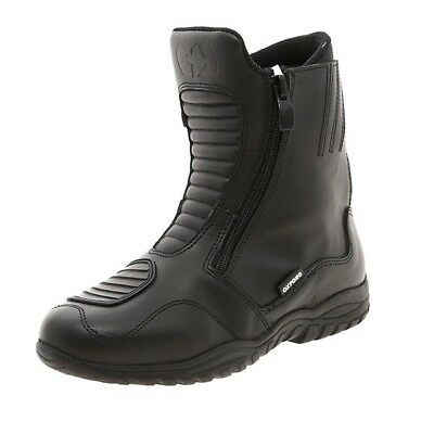 Oxford 'warrior' 100% Waterproof Short Leather Boots Size 7 Eur 41 Rrp £89.99