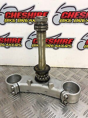 Yamaha YZFR1 YZF R1 4XV 1998 1999 98 99 Front Fork Lower Bottom Clamps