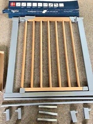 Bettacare Child And Pet Gate Pressure Fix Extra Tall Safety Stair