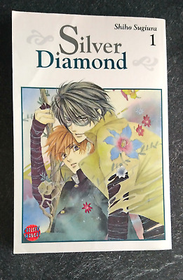 Silver Diamond Band 1 Manga Japan ANIME Boys Love YAOI gay