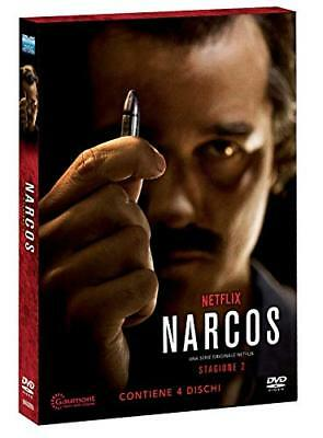 Narcos - Stagione 02 Special Edition O-Card 4 Dvd