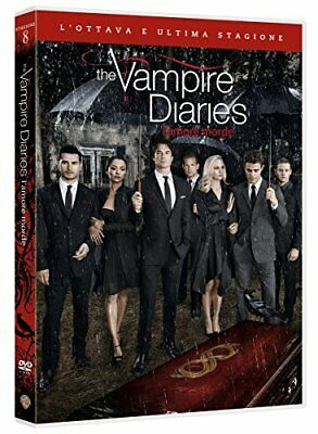 The Vampire Diaries - Stagione 8 3 Dvd
