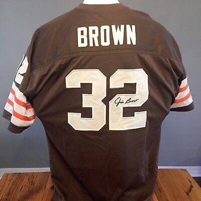 5f127c59f ... team color authentic throwback jersey e0c1f e0036 sale cleveland browns  jim brown 32 brown sz56 mens throwback mitchell ness jersey becee 08fe2 ...