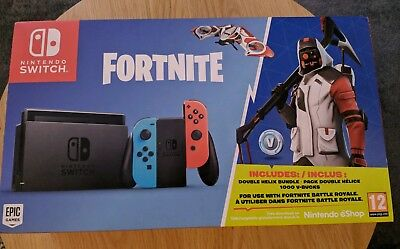 nintendo switch pack fortnite auchan