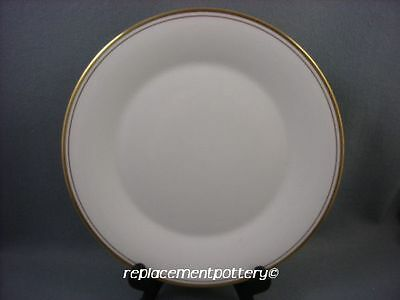 Royal Doulton Gold Concord dinner plate.