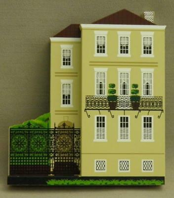1997 Sheila's 3 Sisters Shelf Sitter House 27 Meeting Charleston SC & Emma Pin