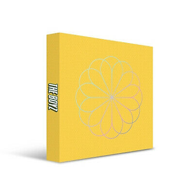 THE BOYZ BLOOM BLOOM 2nd Single Album HEART CD+P.Book+Pop-up+Sticker+Letter+Card