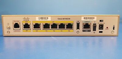 CISCO (C867VAE-K9 v02) CISCO 860VAE SERIES INTEGRATED SERVICES ROUTER