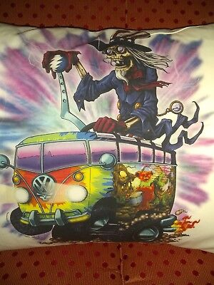 Grateful Dead Dead and Company Inspired DEADFINK Pillowcase set DTG Print