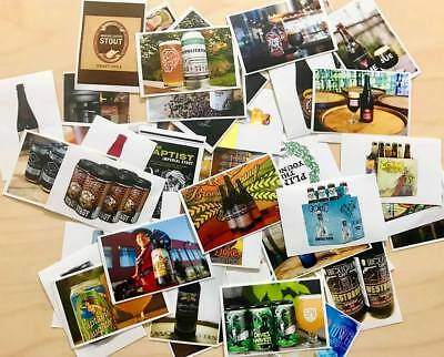 51 Best USA Beer State 2018 & Free Gift 12 Thailand Craft - can sign tray bottle