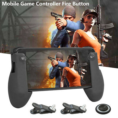Fortnite PUBG Mobile Game Controller Trigger phone(1Pair+1Gamepad) Android ios
