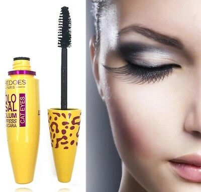 Mascara waterproof Noir/Black, EYELASH Cat eyes