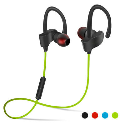 Wireless Bluetooth Headset Stereo Headphone Sport Handsfree Earphone Universal