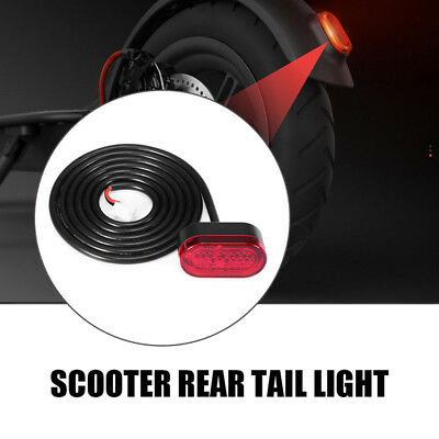 Replacement Rear Tail Light For Xiaomi Mi Jia M365 Electric Scooter Skateboard