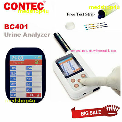 Urine Analyzer Urine protein glucose leukocyte Occult blood BC401 NEW Promotion