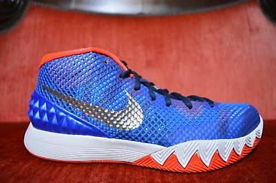 3f904efd7917 ... store worn 2x nike kyrie 1 usa independence day red white blue 705277  401 7ef1d 43eb8