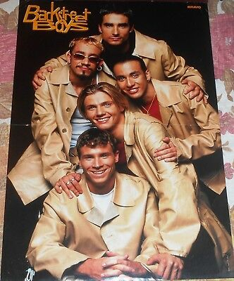 Magazine Vintage Poster A3 The Moffatts